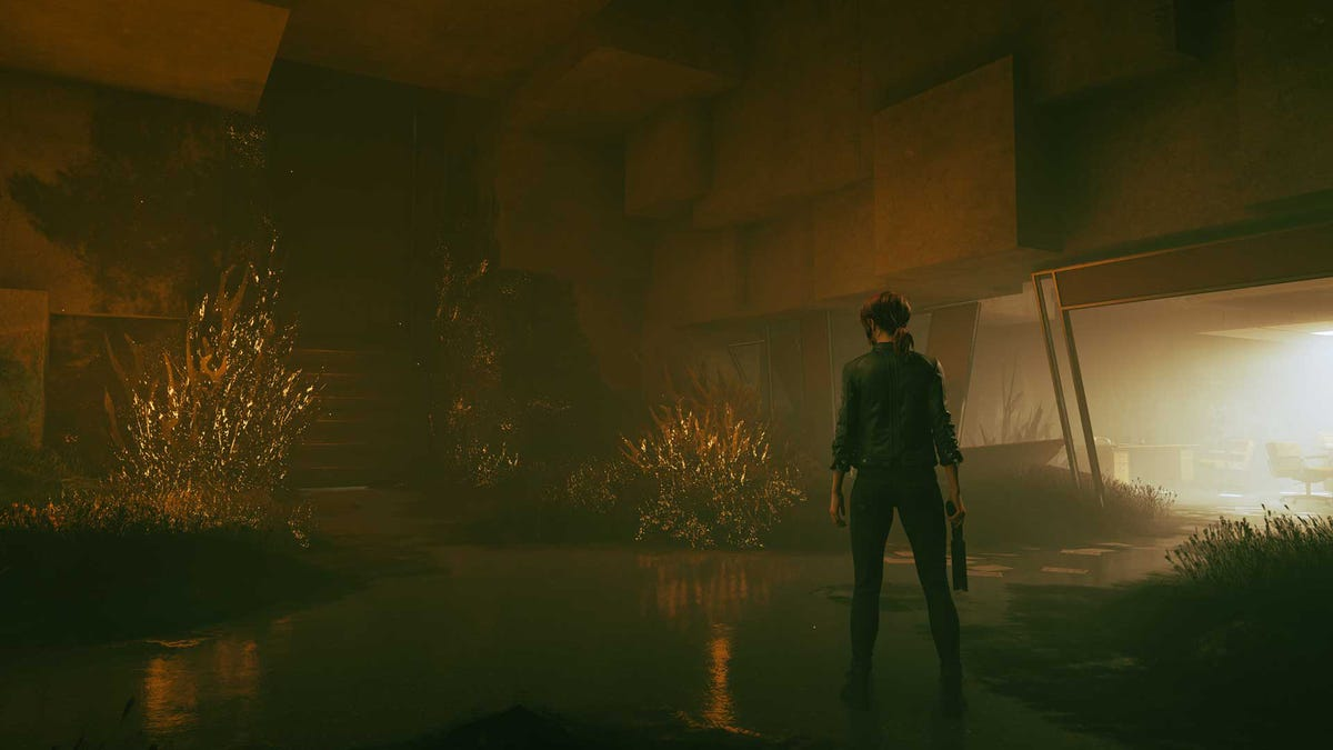 Review: The Incredible Realism Of 'Control' Gives Players The Ability To Make Characters Walk In Whatever Dire