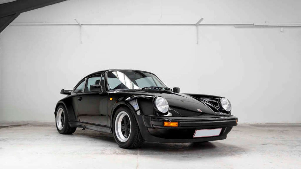 Please Buy F1 Driver Kevin Magnussen's Porsche 911 Turbo So I Don't Have To (Also I Can't Afford It Anyway)