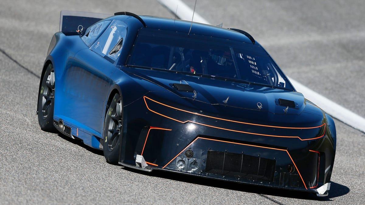 Next-Gen NASCAR Debut Delayed A Year