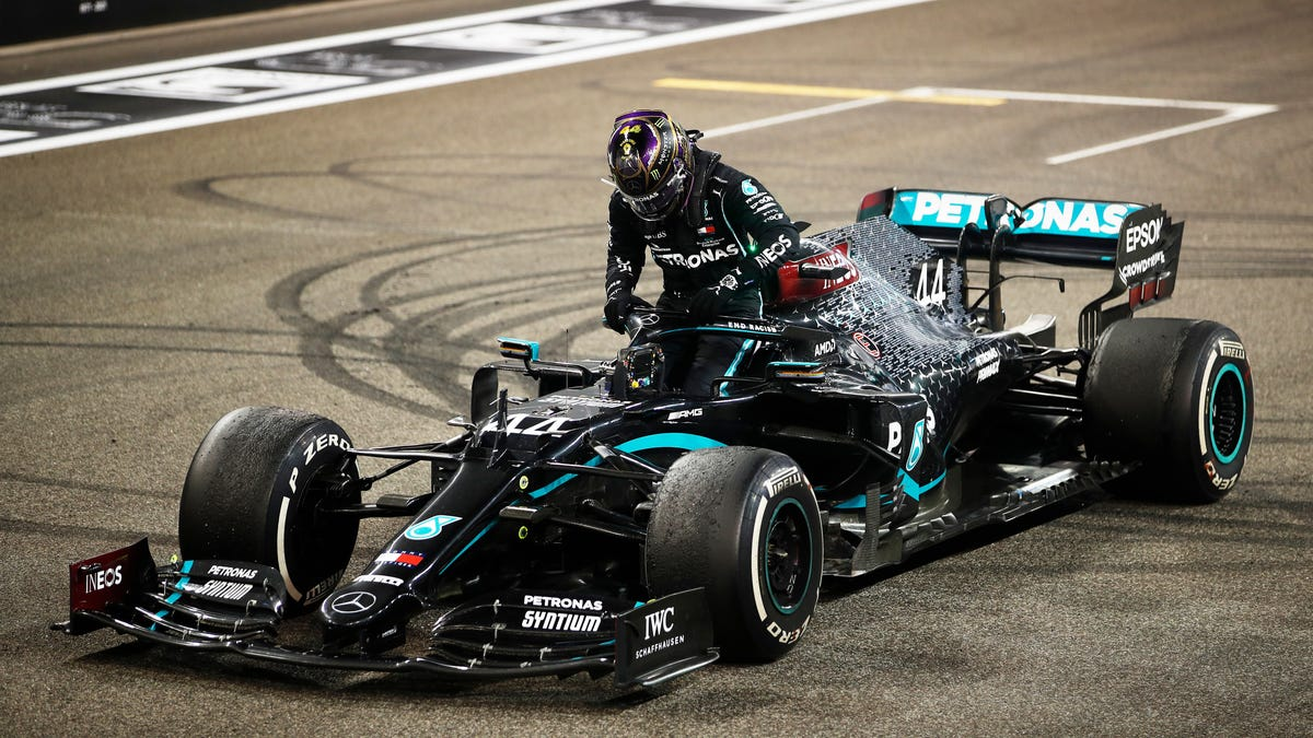 Formula One Gets Its First Taste Of Sustainable Fuel