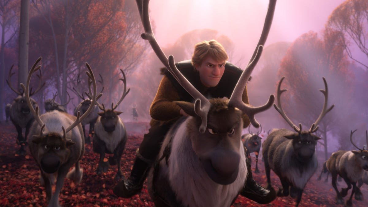 Frozen II's Songwriters on Why Kristoff's Song Sounds Like That
