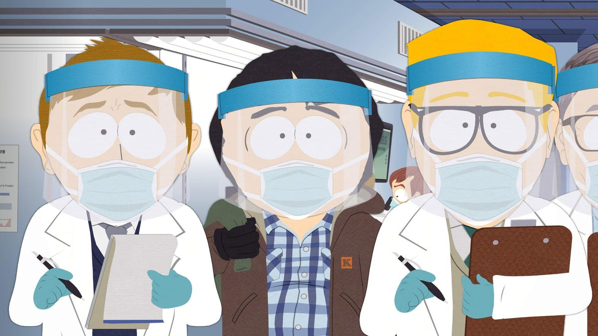 Ready Or Not Here S The South Park Pandemic Special