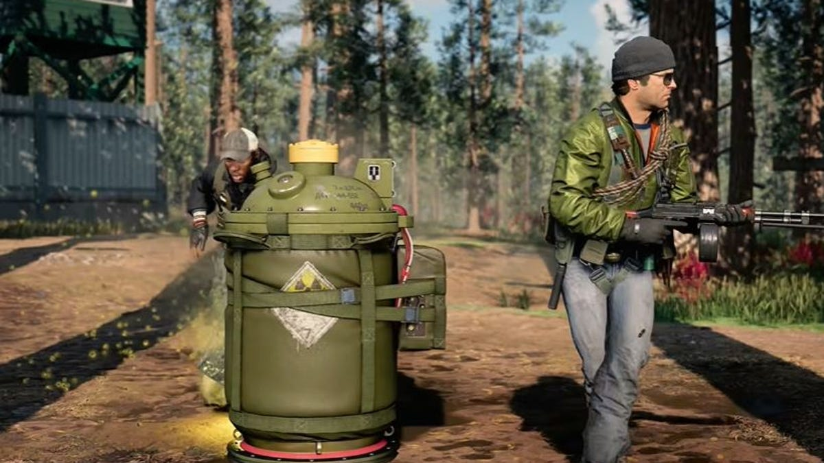 Black Ops: Cold War's Crossplay Beta Showcases One Of The Game's Best New Modes