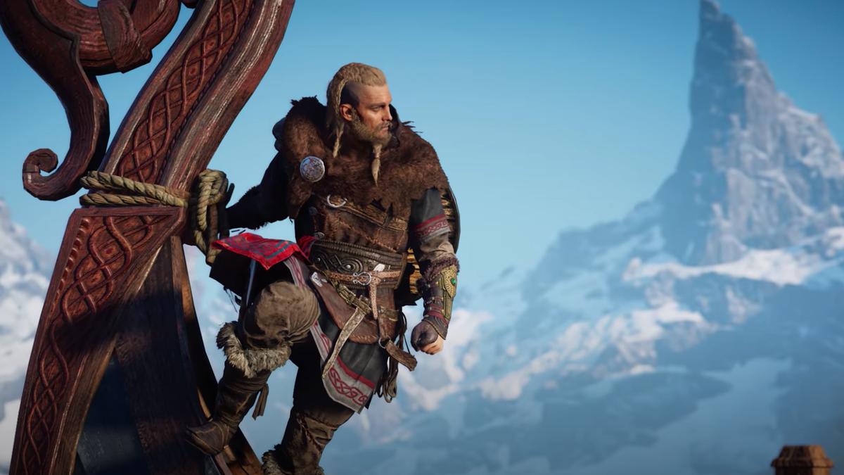 Cách tránh đổ máu và chơi 'Assassin's Creed Valhalla' với con bạn