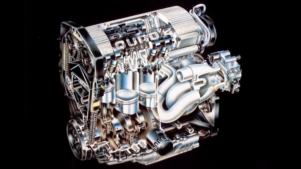 [CSDW_4250]   Here's Why the Quad 4 Was One of GM's Most Important Engines Ever | Chevy 2 4 Liter Twin Cam Engine Diagram |  | Jalopnik