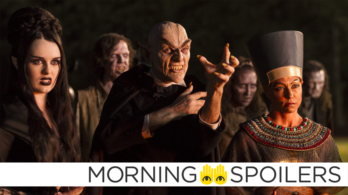 Goosebumps Is Returning to TV, Thor: Love and Thunder Hits Some Delays, and More