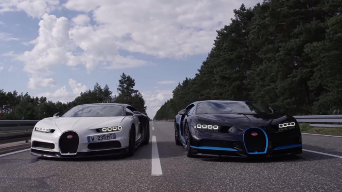 How To Prove The Bugatti Chiron Set A Record thumbnail
