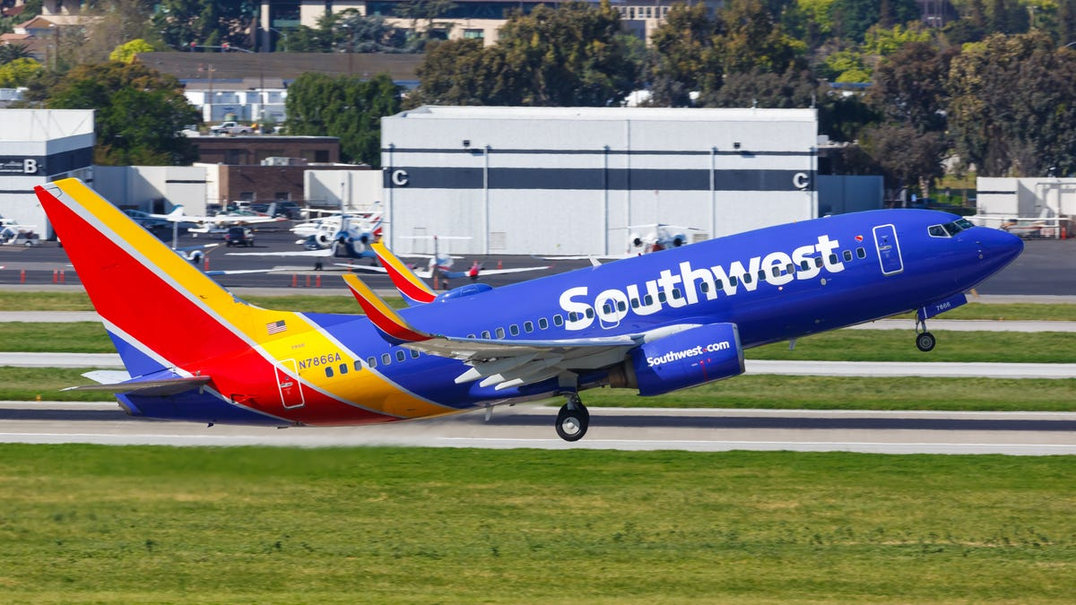 Get a One-Way Ticket on Southwest for as Little as $49