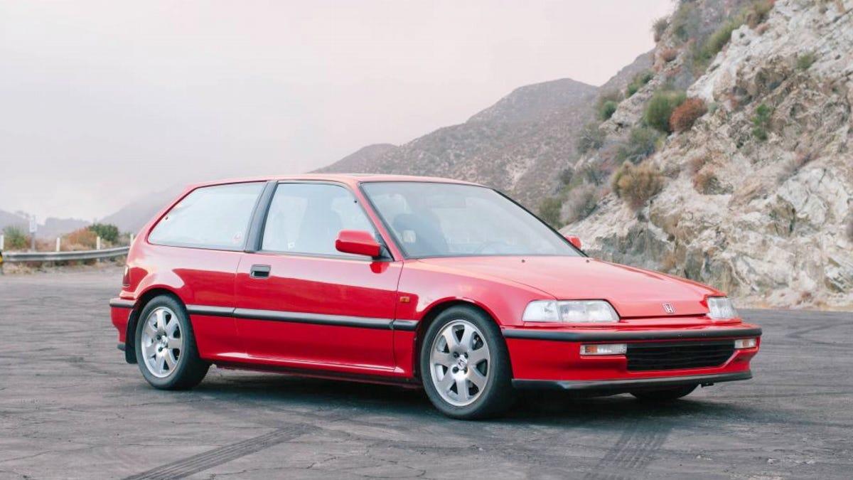 Kelebihan Honda Civic 91 Review