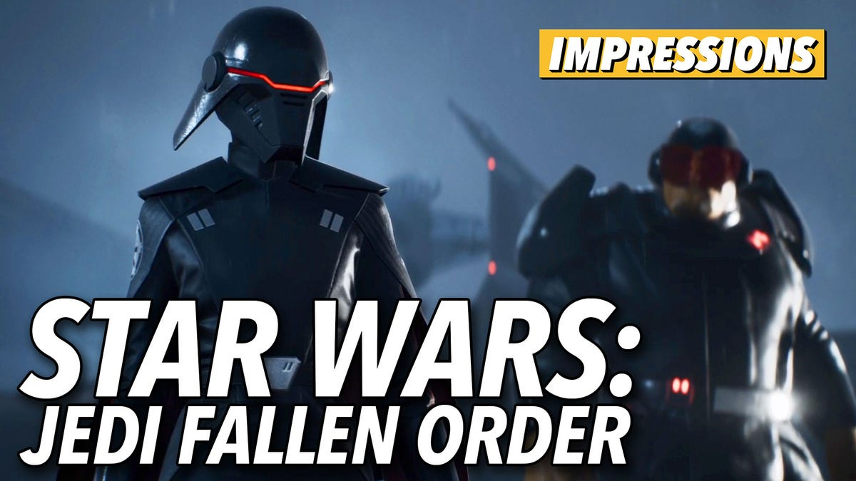 Star Wars: Jedi Fallen Order Is One Big Delicious Game Smoothie