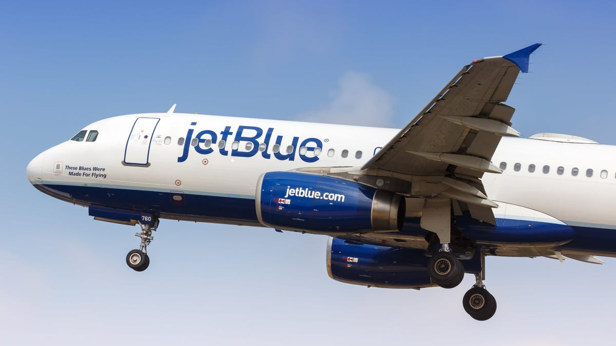 Get One-Way Tickets on JetBlue Flights for as Little as $44