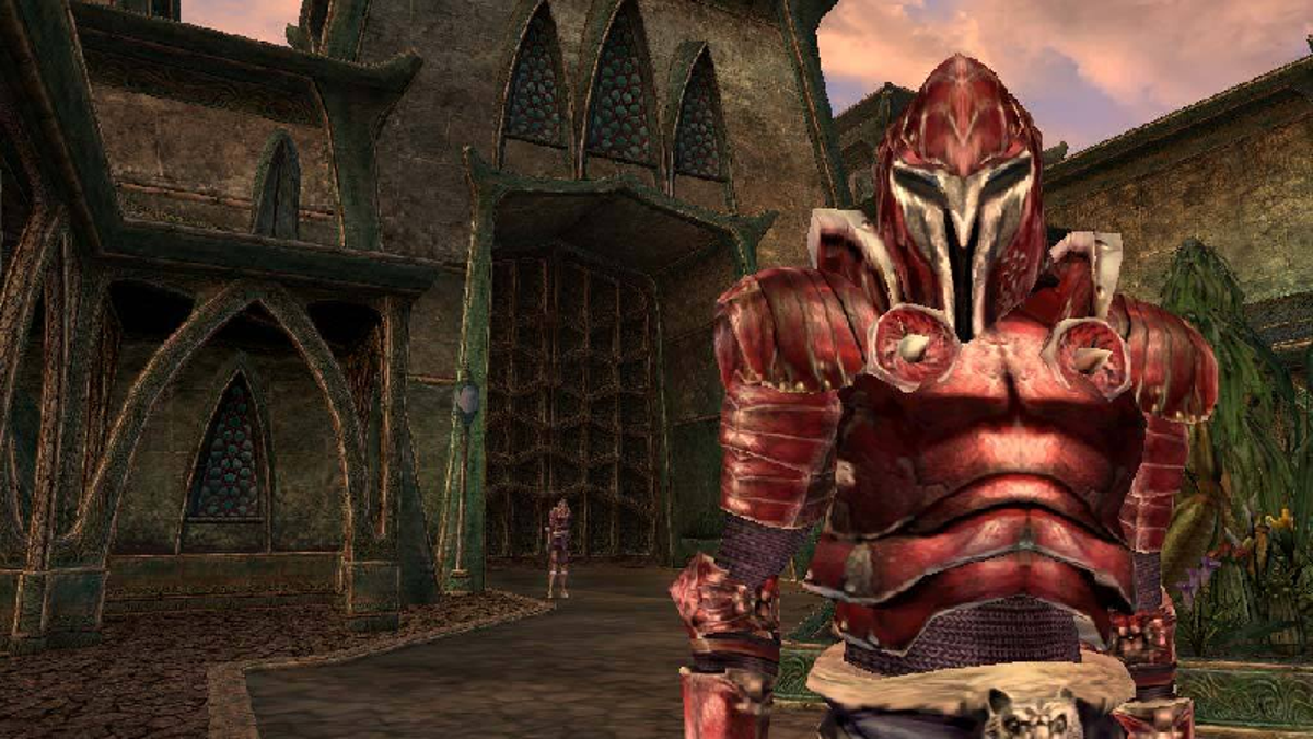 Morrowind Completely Rebooted Your Xbox During Some Loading Screens