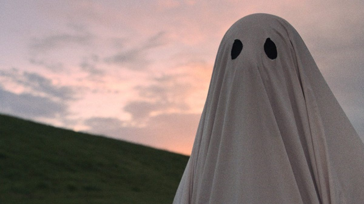A Ghost Story may haunt you, even if you think the ghost looks silly