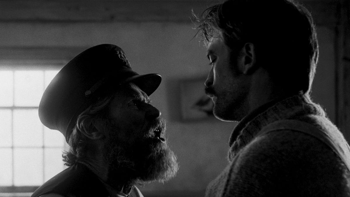 The Lighthouse is an insanely inspired buddy comedy in the key of A24 horror