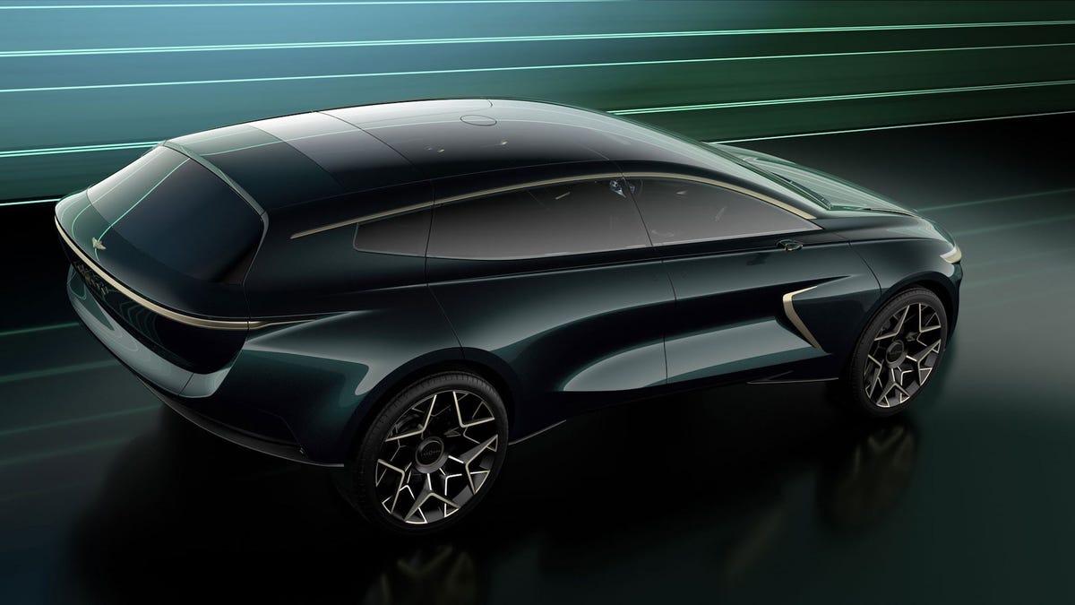 Aston Martin's Big Lagonda Revival May Have Reached A Dead End