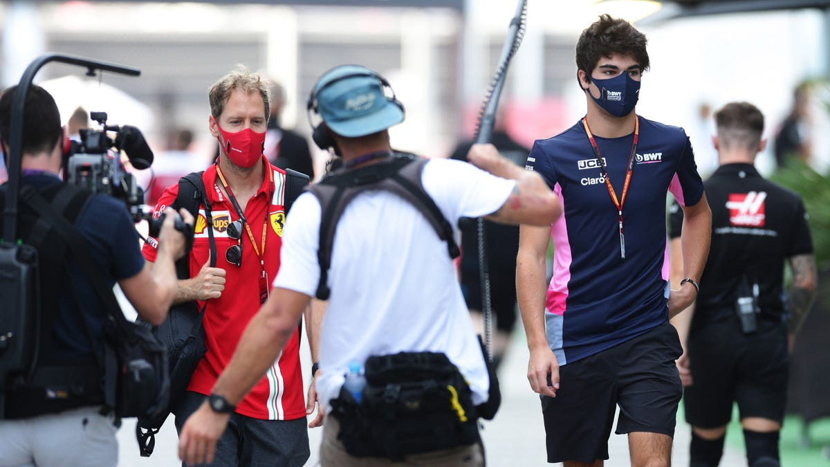 Here's How COVID-19 Affected F1 Drive To Survive Season 3