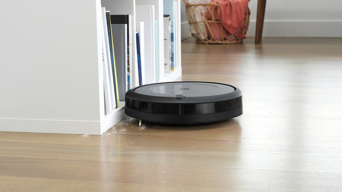The Roomba i3+ Is a Self-Emptying Robovac That's Practically Affordable thumbnail