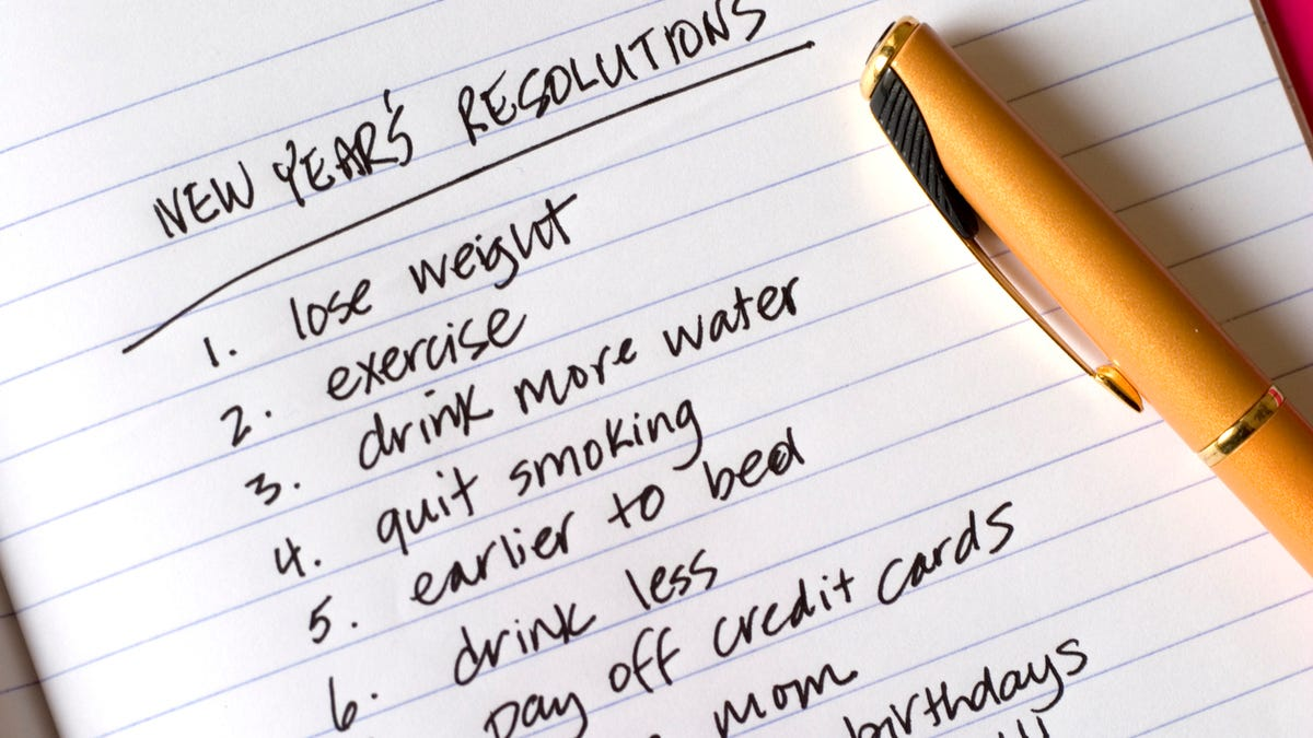New Year's Resolutions Y'All Can Actually Keep