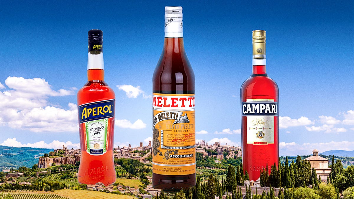 Inside the gorgeous, complicated world of Italian spirits