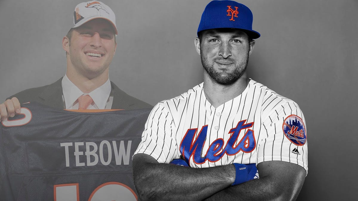 Tim Tebow went from All-American to America's Biggest Bust — twice over - Deadspin