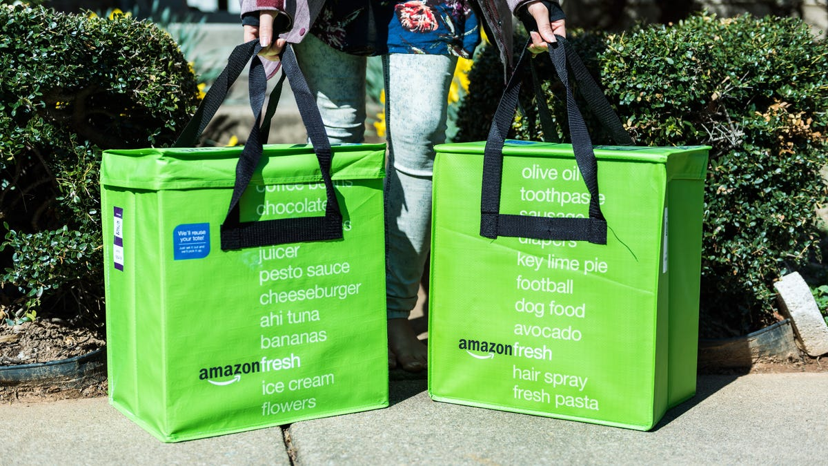 Amazon Fresh Is Now Free for Prime Members, But Should You Use It?