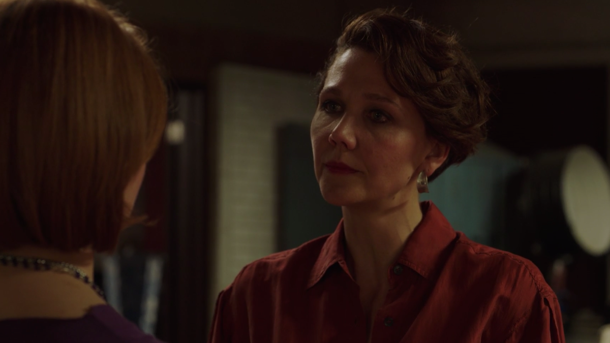 Where Is Maggie Gyllenhaal's Emmy, Though