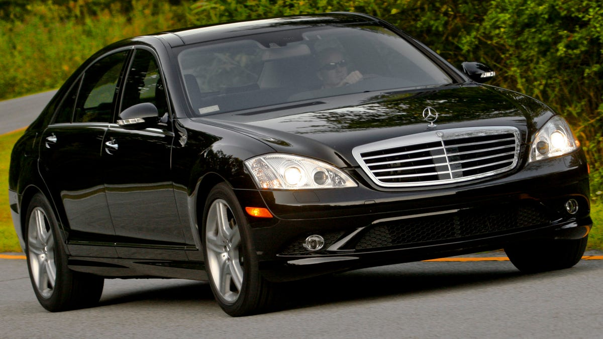 For The Love Of God Don T Ever Buy A 2007 Mercedes Benz S550