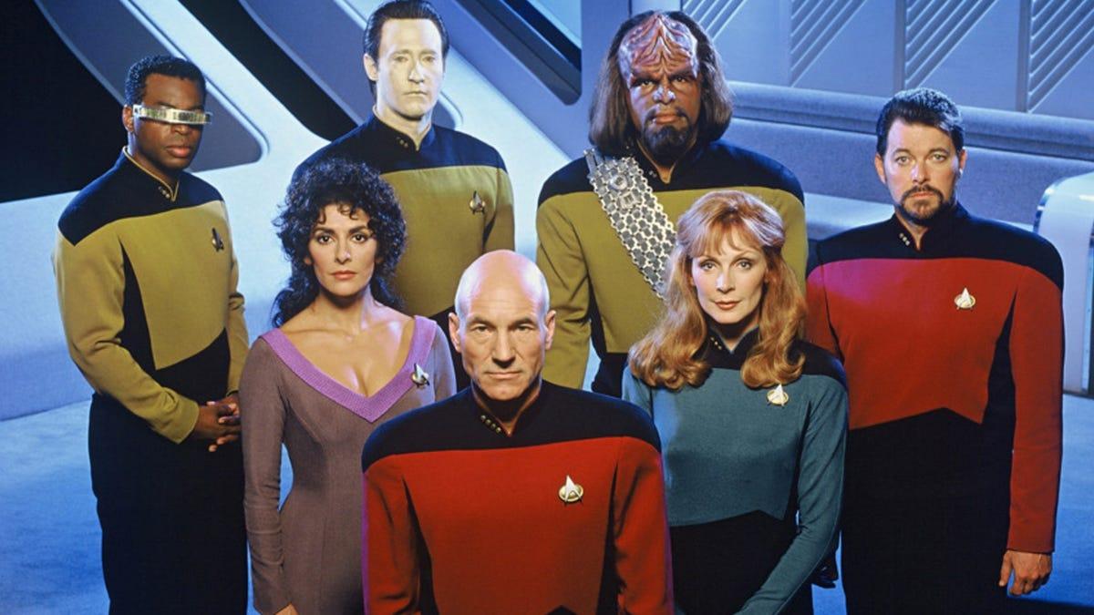 How to Parent like a Starfleet Officer
