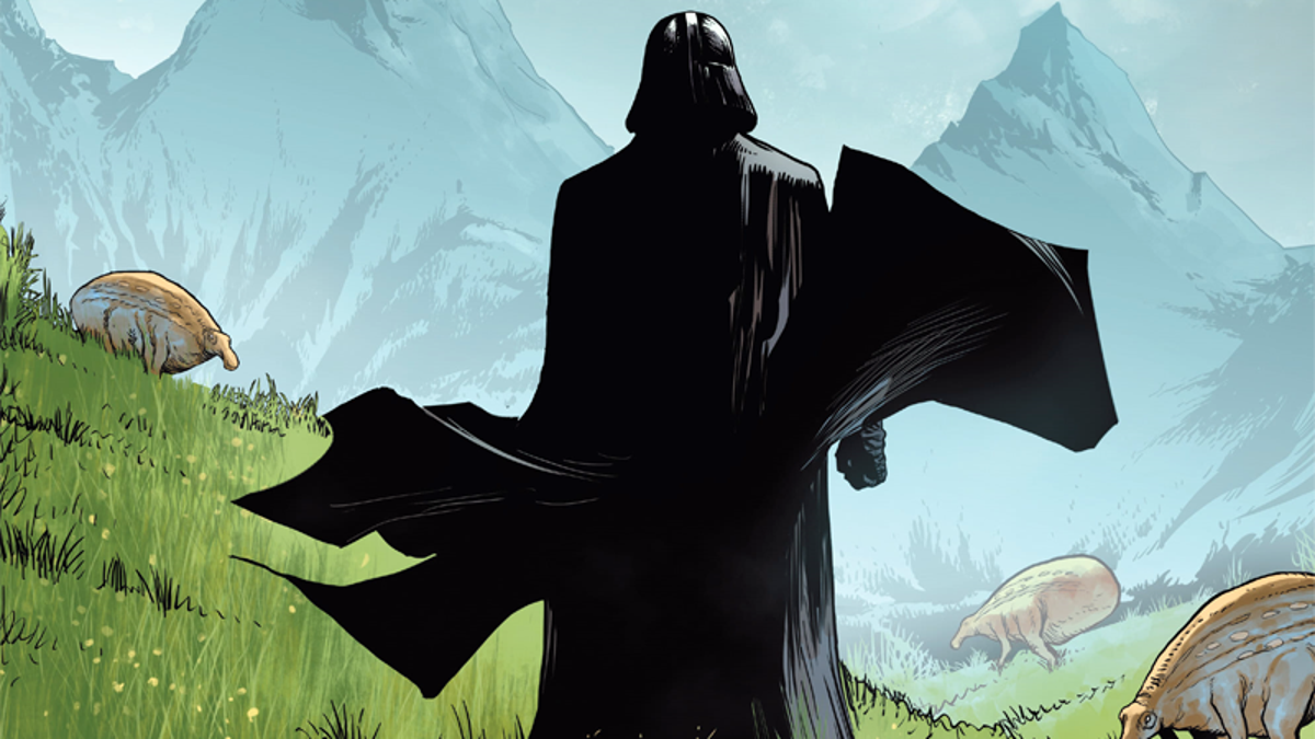 Darth Vader Is Letting the Past Die