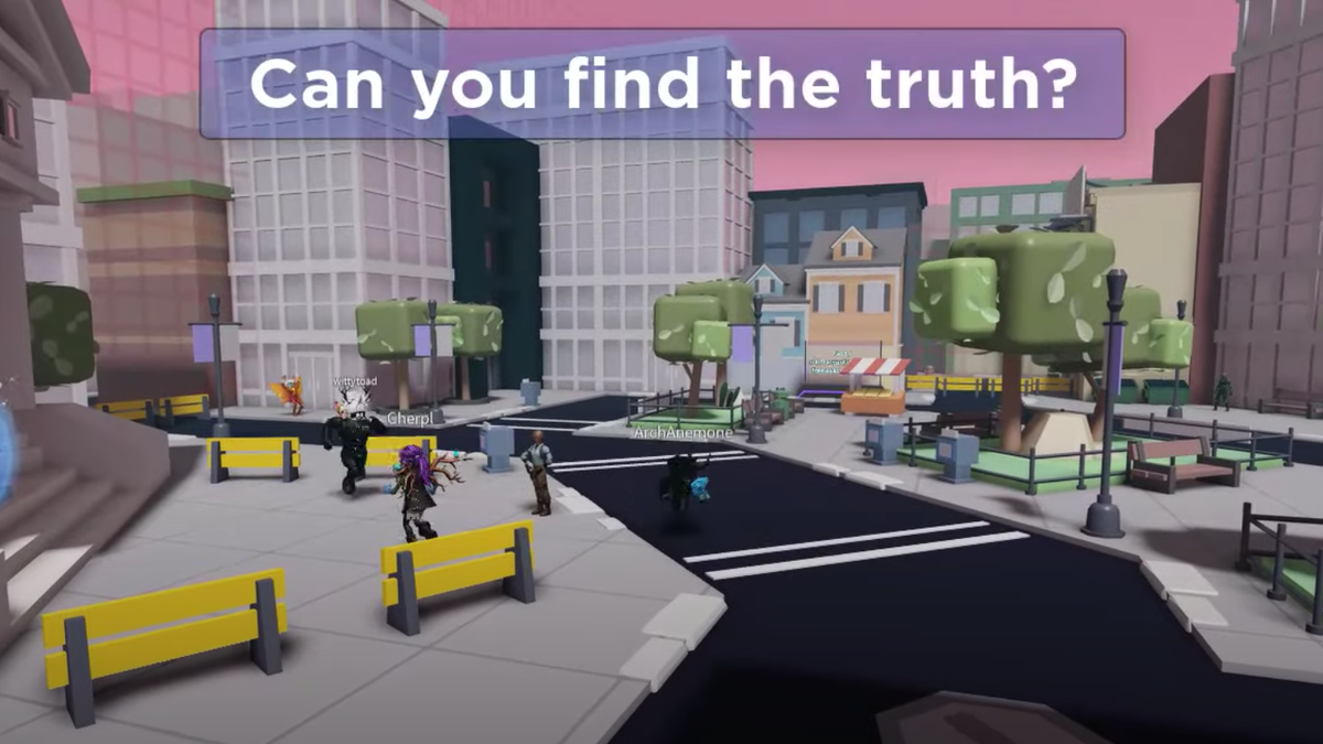 Teach Your Kids Online Safety With Roblox