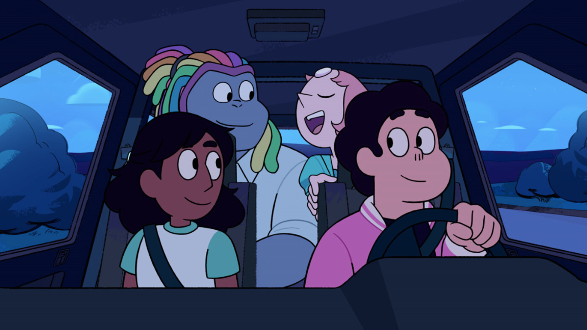 It's the beginning of the end for dear, sweet Steven Universe