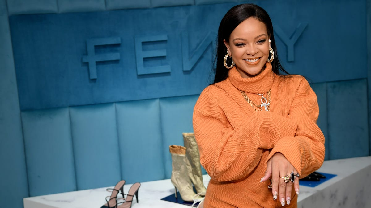 It's Rihanna's Birthday, and Nothing Else Really Matters