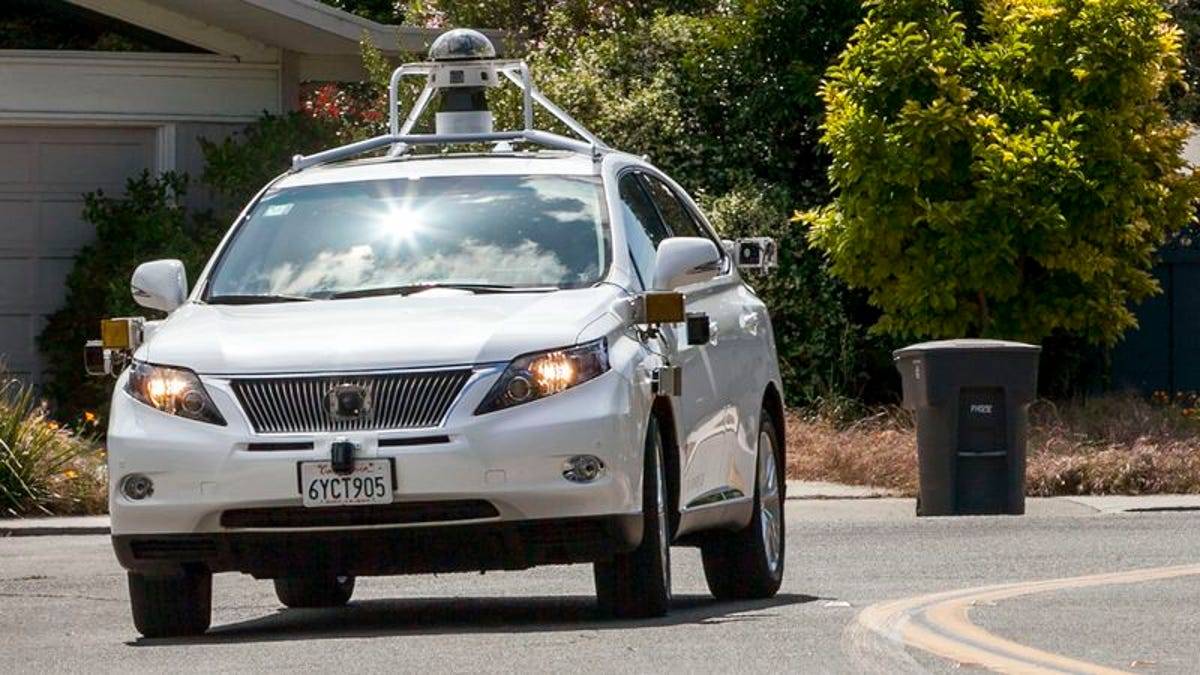 The Pros And Cons Of Self-Driving Cars