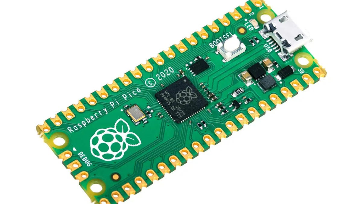 Raspberry Pi Introduces a New $4 Board, and It's Own Silicon