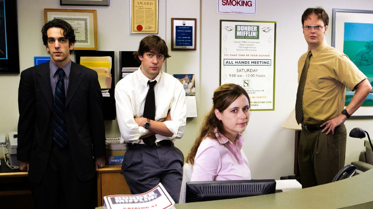 How to Watch All 201 Episodes of 'The Office' Replayed Over Slack