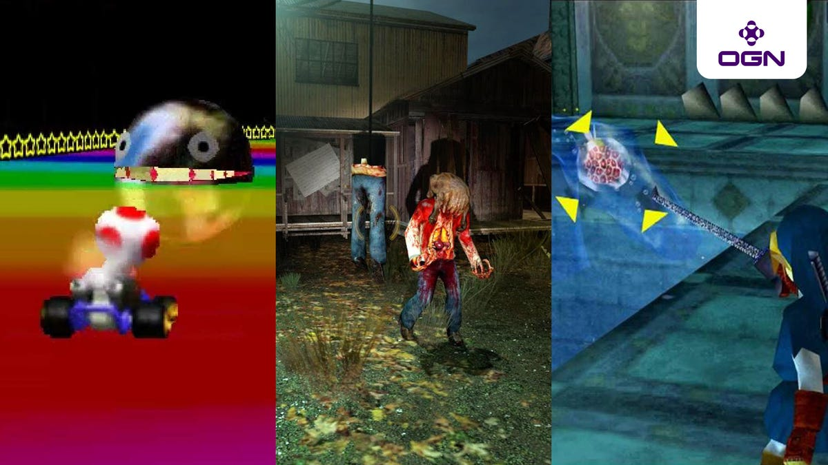 The Most Unforgettable Video Game Levels Of All Time