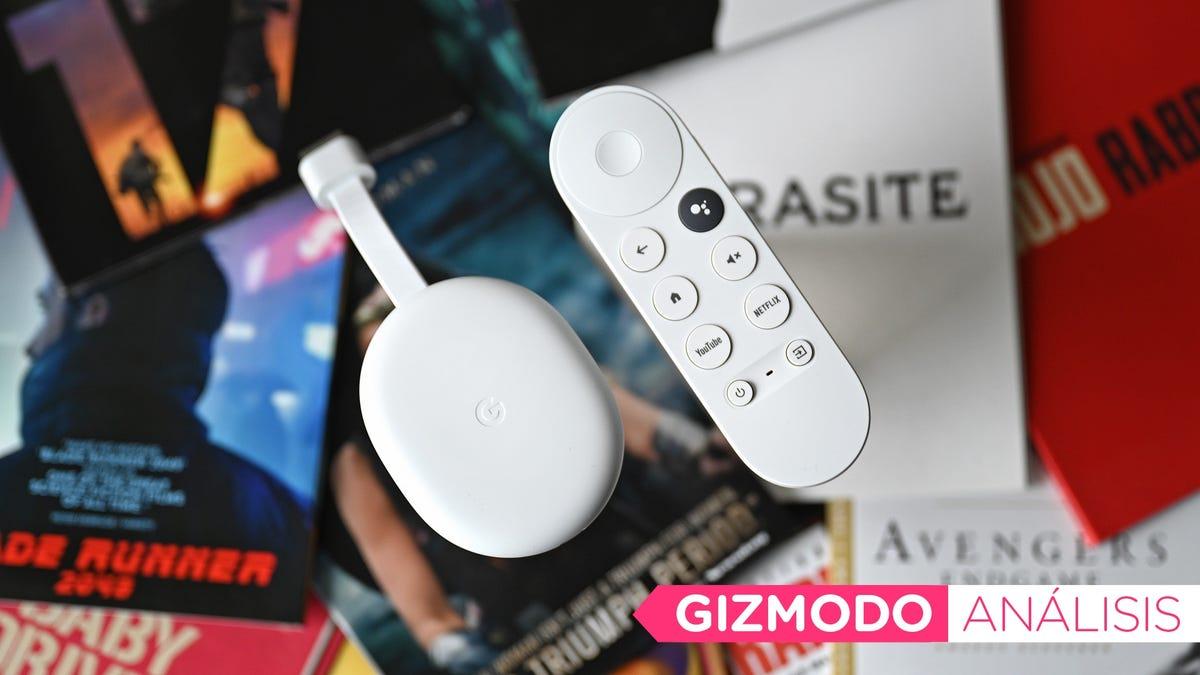 El nuevo Chromecast con control remoto es el mejor accesorio que puedes comprar para tu TV por $50
