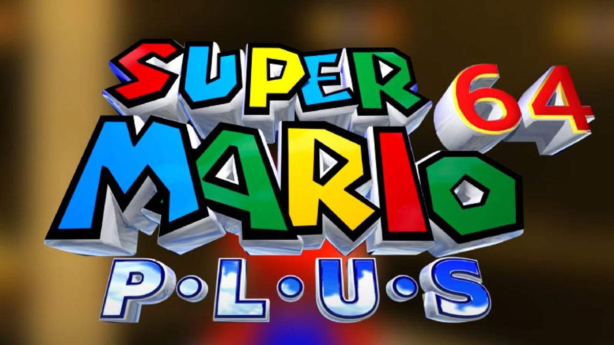 Super Mario 64 Plus Adds Very Cool Settings And Ideas To Nintendo's Classic