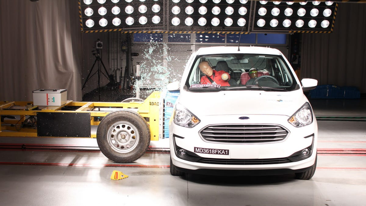 This Is What A Zero-Star Worthy Crash Test Looks Like