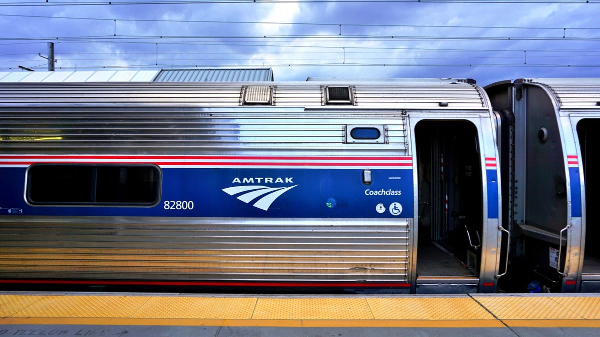 Get 50% Off Amtrak Tickets Right Now