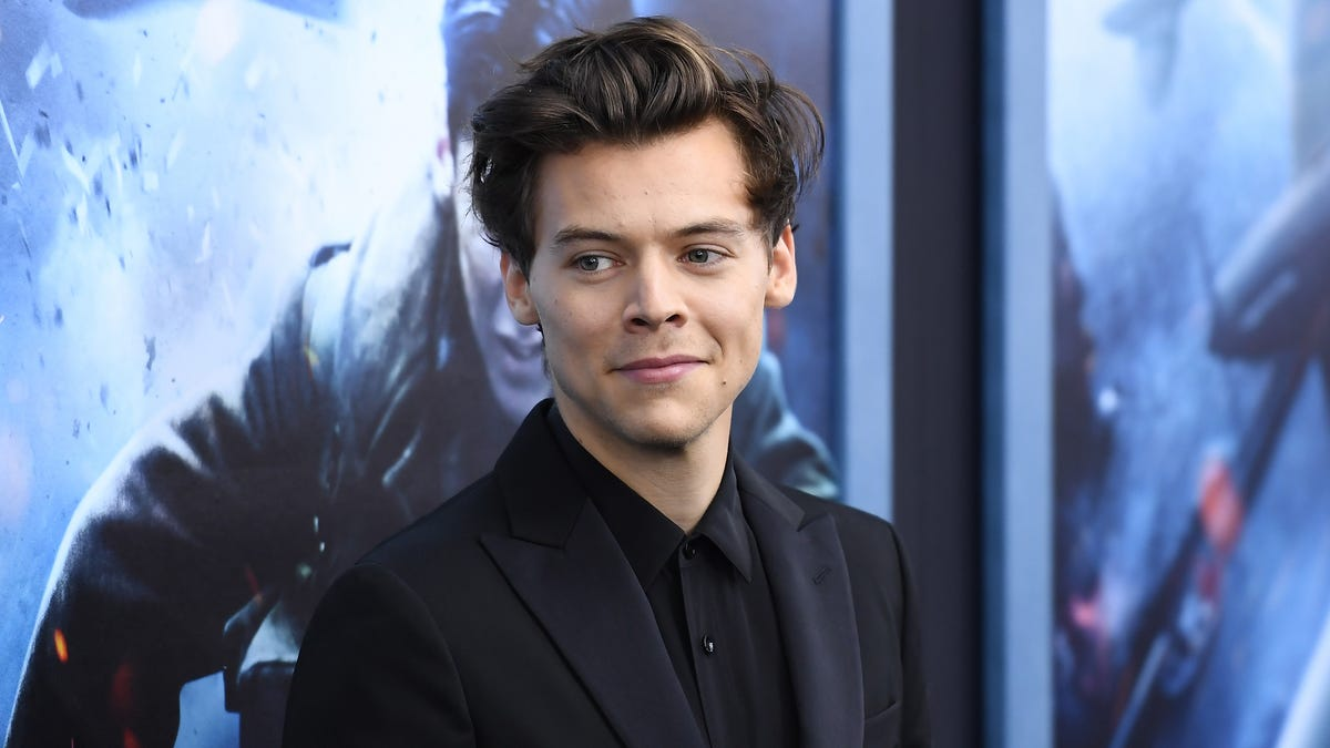 Oh, Jesus: It Smells Like Something Got Into This List Of Harry Styles Pics And Died