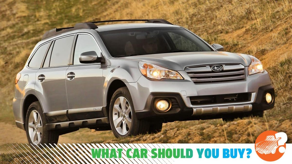My Old Subaru Is Fine, But I Sort Of Despise It! What Car Should I Buy?