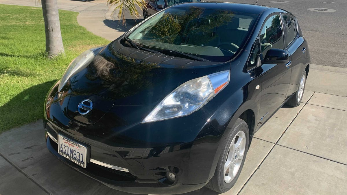 What Do You Want To Know About The Really Cheap Nissan Leaf I Bought?