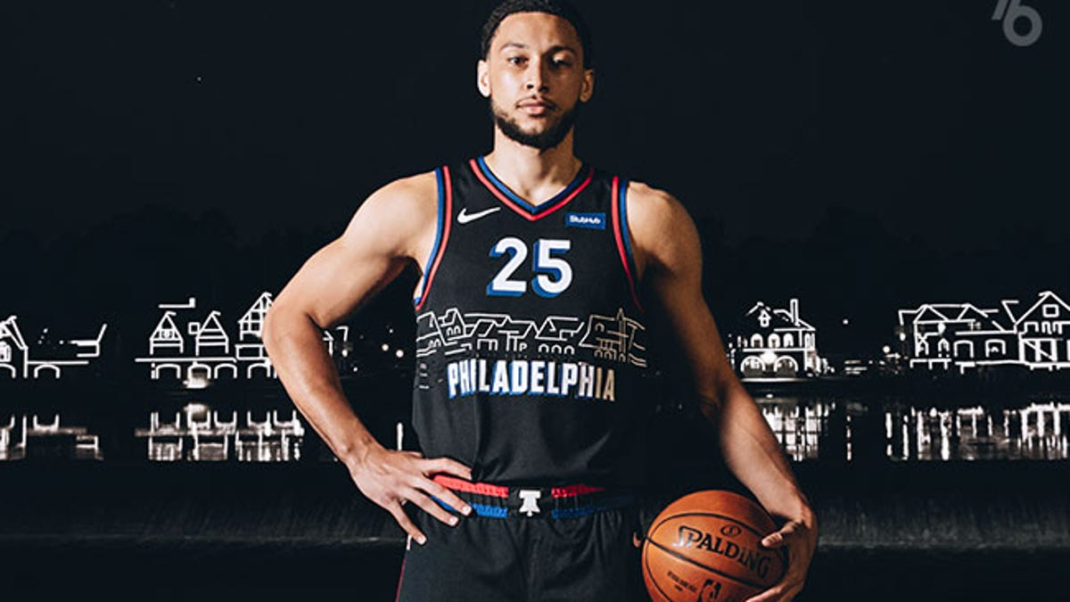 What the Heck? Sixers honcho airballs with Boathouse Row jersey, 'blue collar' rip