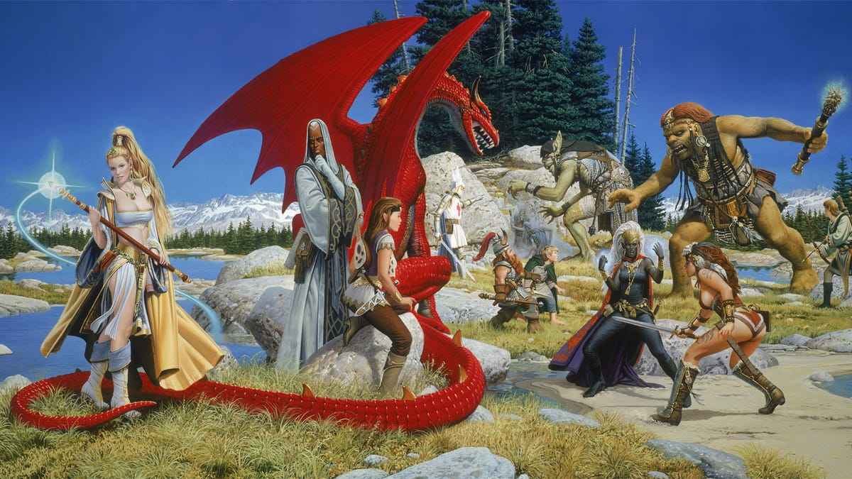 Classic Everquest Server Is Going To Party Like It's 1999-2001
