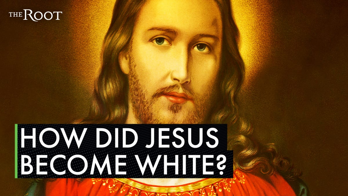 'Tis the Season: Here's How Jesus Became So Widely Accepted as White