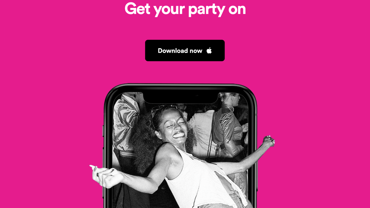 Apple Pulls Secret Partying App Because Apparently There's a Pandemic Going On