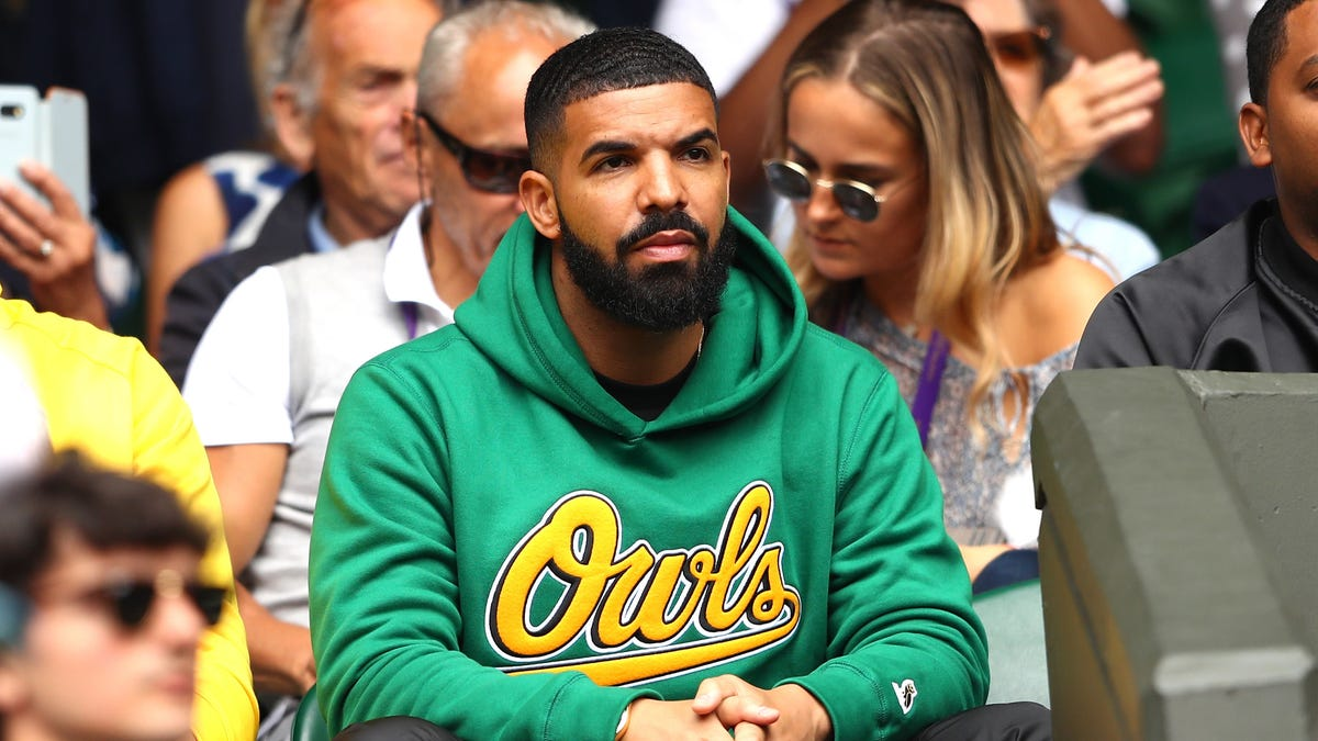 Whatever, Drake Wasn't That Into Her Anyway, Okay?