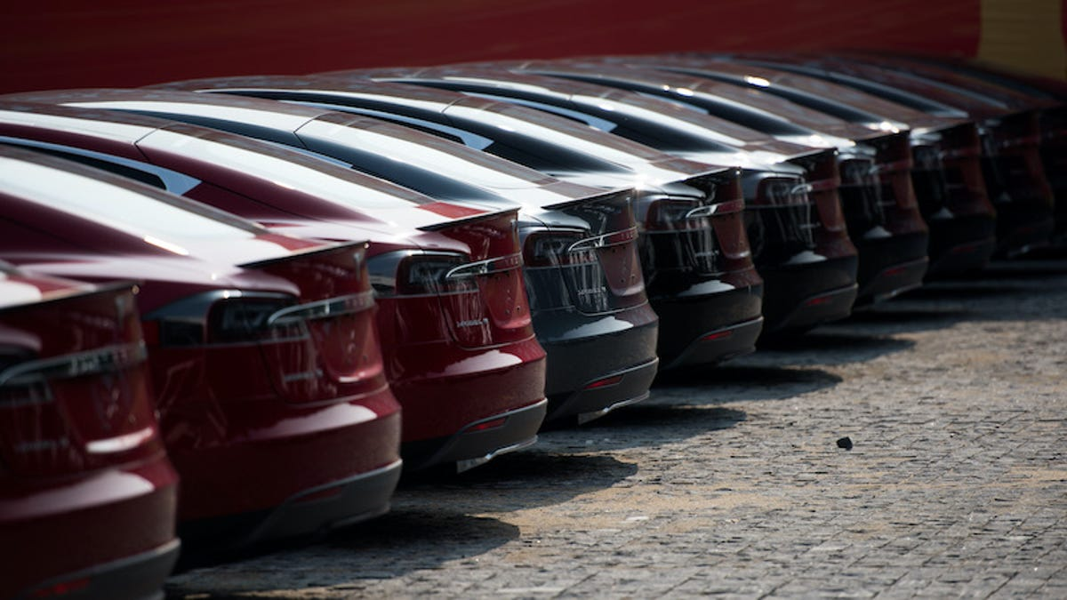 Tesla to Shut Down Model S and Model X Production Lines for 18 Days