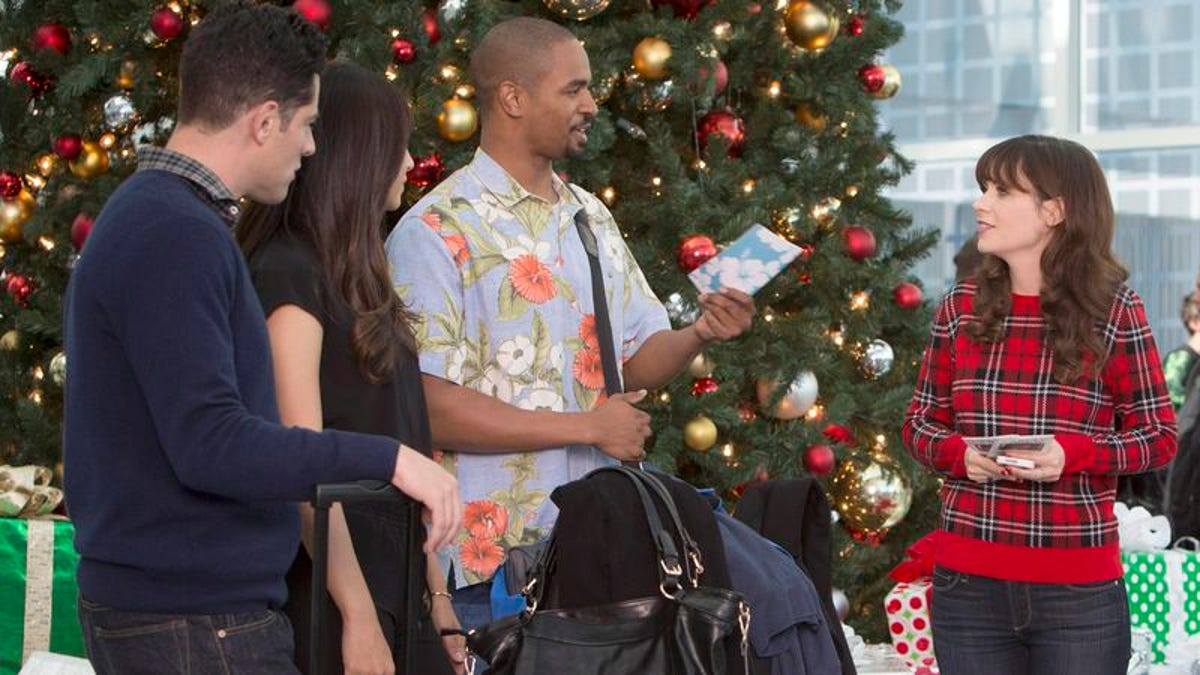 Image result for New Girl: LAXmas
